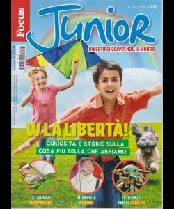 Focus Junior - n. 6 - mensile - giugno 2020