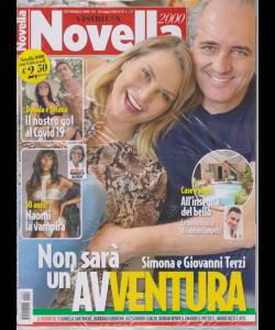 Novella 2000 + Visto - n. 22 - settimanale - 20 maggio 2020 - 2 riviste