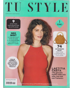 Tu Style - n. 15 - 2 aprile 2019 - settimanale
