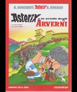 Asterix - Asterix e lo scudo degli Arverni - n. 14 - settimanale