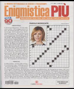 Enigmistica Piu' - n. 14 - 10 aprile 2019 - settimanale