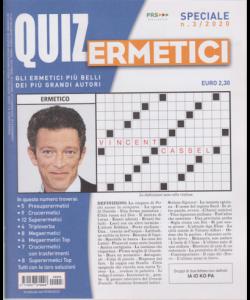 Abbonamento Quiz Ermetici (cartaceo  trimestrale)
