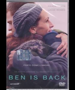I Dvd Cinema Di Sorrisi -  Ben Is Back - n. 11 - settianale - 4/4/2019 -