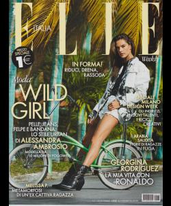Elle - n. 13 - 13/4/2019 - settimanale -