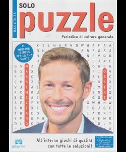 Raccolta Solo puzzle - n. 56 - bimestrale - 30/3/2019 - Massimiliano Ossini
