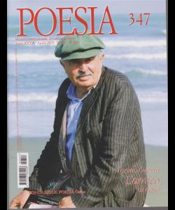 Poesia - n. 347 - mensile - aprile 2019 -