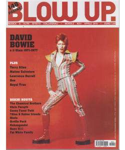 Blow Up Rock - n. 251 - aprile 2019 - mensile - 148 pagine!