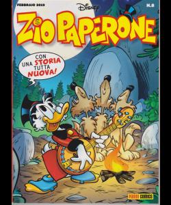 Zio Paperone - n. 8 - febbraio 2019 - mensile