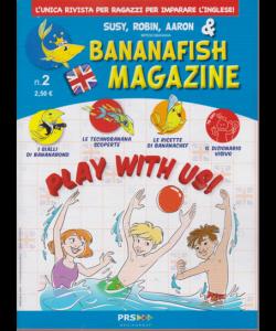 Abbonamento Bananafish magazine (cartaceo  trimestrale)