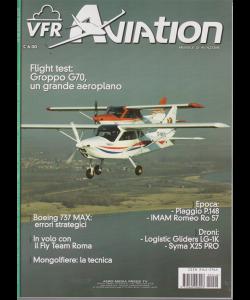 Vfr Aviation - n. 46 - mensile - aprile 2019 -