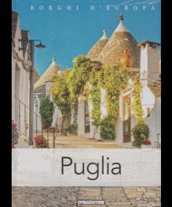 Borghi D'europa - Puglia - ottava uscita - quattordicinale - 6/4/2019 -