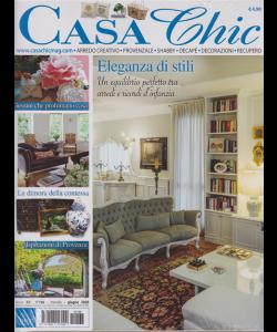 Casa Chic + Vivere country - n. 168 - mensile - giugno 2020 - 2 riviste