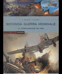 Historica - n. 93 - Seconda guerra mondiale - La consacrazione del Sas - 3/7/2020 - mensile