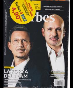Forbes + Bike - n. 33 - mensile - luglio 2020 - 2 riviste