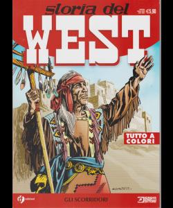 Storia del West - Gli Scorridori - n. 16 - mensile - luglio 2020