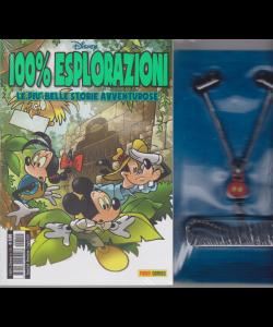 100%Disney - Esplorazioni - n. 15 - bimestrale - 5 luglio 2020 -