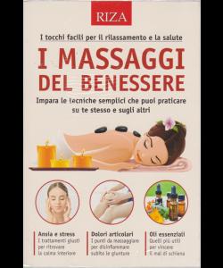 Riza Antiage - I massaggi del benessere - n. 27 - luglio 2020 -