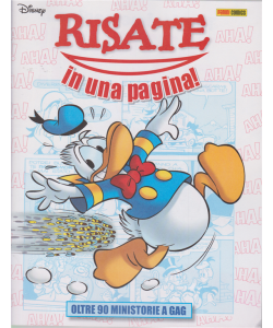 Disney Mix Iniziativa - n. 6 - Risate in una pagina! - bimestrale - 3 luglio 2020 -