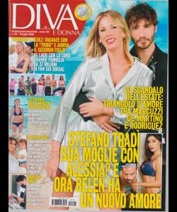 Diva e  Donna - n. 28 - settimanale femminile - 14 luglio 2020 -