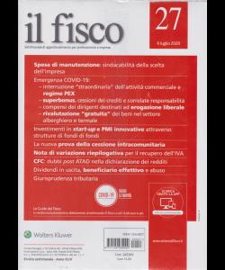 Il Fisco - n. 27 - settimanale - 6 luglio 2020 - 2 riviste