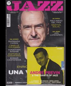 Musica Jazz - n. 821 - aprile 2019 - + cd Andrè Previn & The giants of jazz