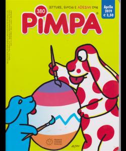 Pimpa - n. 380 - aprile 2019 - mensile