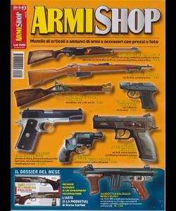 Armi Shop - n. 3 - mensile - marzo 2019 -