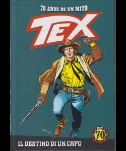 Tex - Il Destino Di Un Capo - n. 59 - settimanale -