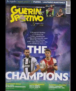 Guerin Sportivo - n. 5 - maggio 2019 - mensile -