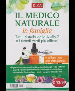 Salute naturale - Il medico naturale in famiglia - n. 240 - aprile 2019 -