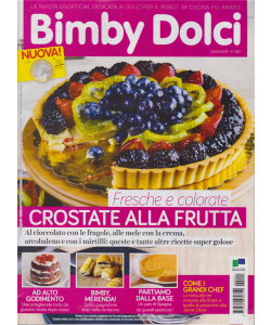 Bimby Dolci - 10/4/2019 -
