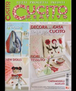 Cucito Creativo  facile - n. 128 - mensile - 6 aprile 2019 -