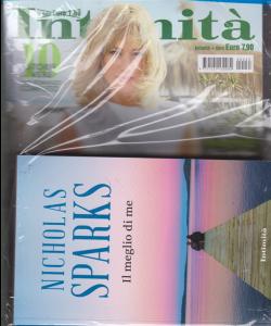 Intimita' + Iil libro di Nicholas Sparks - Il meglio di me - n.33 - settimanale - 19 agosto 2020