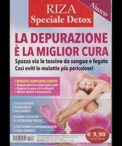 Salute naturale extra - Speciale Detox - La depurazione è la miglior cura - n. 134 - agosto - settembre 2020