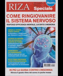 Riza Speciale - Come ringiovanire il sistema nervoso - n. 19 - bimestrale - agosto - settembre 2020