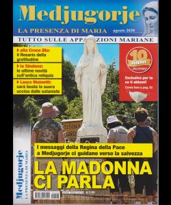 Medjugorje-Presenza  di Maria - n. 8 - mensile - agosto 2020