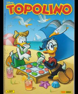 Topolino - n. 3377 - settimanale - 12 agosto 2020