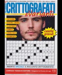Crittografati & Varianti - n. 17 - mensile - settembre 2020