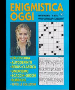 Enigmistica Oggi - n. 286 - bimestrale - settembre - ottobre 2020 - 100 pagine