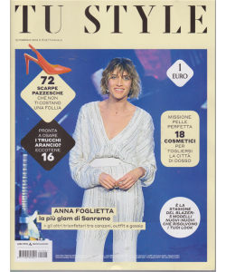 Tu Style - n. 8 - settimanale - 13 febbraio 2019 -