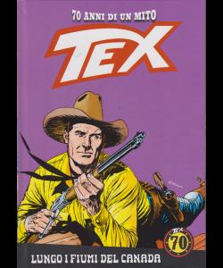 Tex - Lungo i fiumi del Canada - n. 68 - settimanale - copertina rigida