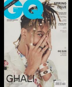 Gq  - n. 229 - aprile 2019 - mensile