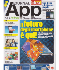 App Journal - n. 82 - bimestrale - 12/4/2019 -