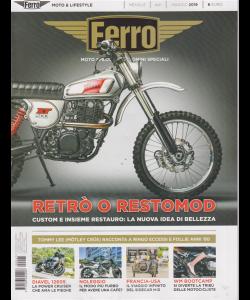 Ferro - n. 41 - mensile - maggio 2019 -