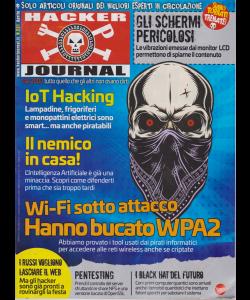 Hacker Journal - n. 231 - mensile - 16/4/2019 -