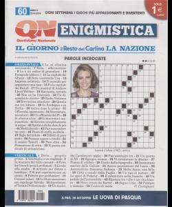 Enigmistica - n. 60 - 22/4/2019 - settimanale -