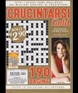 Crucintarsi gold - n. 9 - trimestrale - maggio/giugno/luglio 2019 - 190 pagine