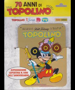 Disney 70 Anni Topolino -  n. 2 - settimanale - 17 aprile 2019 - Copertine cult di Topolino