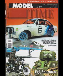 Model Time - n. 273 - mensile - aprile 2019 -