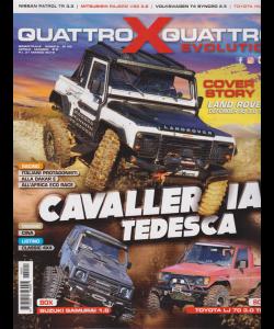 Quattroxquattro evolution - n. 25 - aprile - maggio 2019 - bimestrale -
